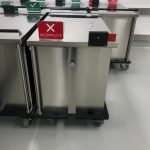 Case Cart with Indicator
