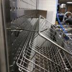 Sterile Sink Pegboard Basket